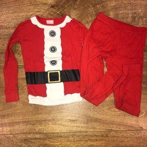 Christmas pajamas. Size 8.